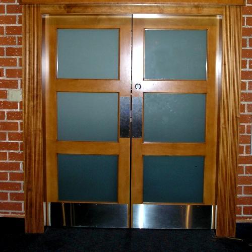 Commercial Wood Doors | Personnel Doors | Doors