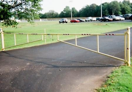 Cdms Installs Barrier Gates And Arm Gates For Parking Lots