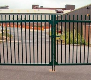 Cdms Installs And Repairs Swinging Outdoor Security Gates