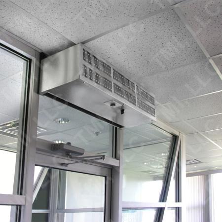 Cdms Installs Commercial Equipment For Building Security