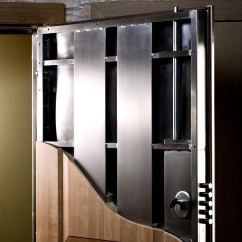 Bullet Amp Blast Resistant Personnel Doors Doors