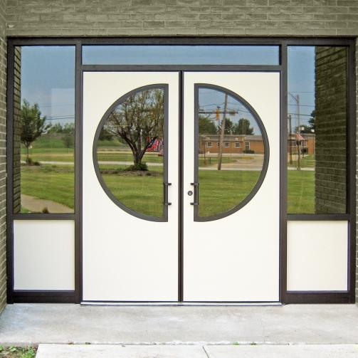 Over the gelcoat is a Urethane topcoat to provide the color and final finish. These corrosion resistant doors provide years of service with a reliable clean ... & Corrosion Resistant Doors | Specialized Doors | Doors